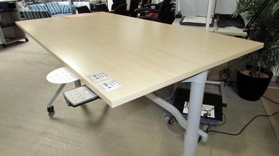 Ikea Tisch Höhenverstellbar Elektrisch ~ Werndl Schreibtisch elektrisch höhenverstellbar Arbeitsplatz Tisch