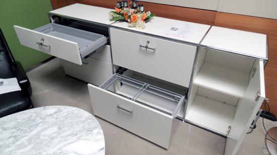 bosse sideboard aktenschrank schrank b roschrank h ngeregisterschrank 200x81 ebay. Black Bedroom Furniture Sets. Home Design Ideas