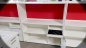 Preview: Bene - Sideboard- / Theke - weiß - 130x134