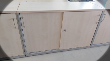 Palmberg - Sideboard - Ahorn - 2-OH - 120 cm