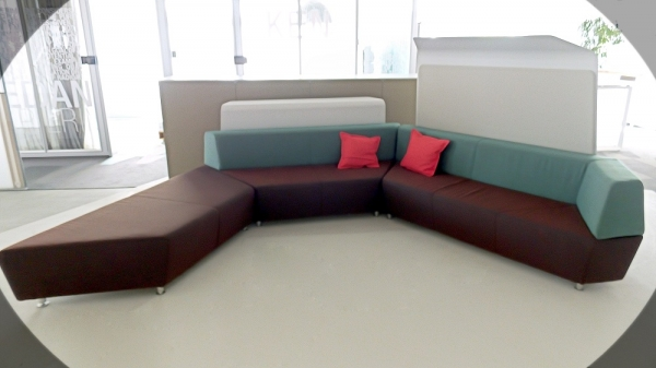 Steelcase - media scape Lounge - Sitzmöbel